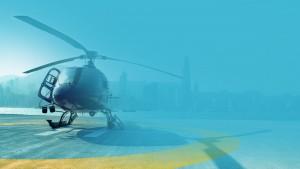 Helikopterleie over hele Norge