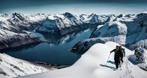 Helikopter Turer Sightseeing Sunnmørsalpene Lissjedalshornet