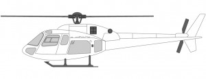 Helikopter typer i Norge AS355 To-motorer