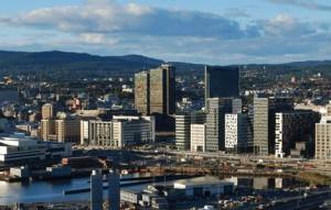 Helikoptertur over Oslo Barcode