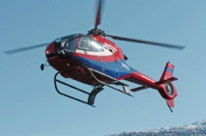 Fly Utdrikningslag i EC120 turbin helikopter