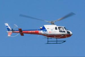Helikoptre i Norge AS350 Ecureille Turbin