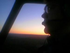 Helikopter taxi og transport i mørke