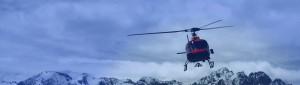 Helikopterleie til norske destinasjoner i fjellet