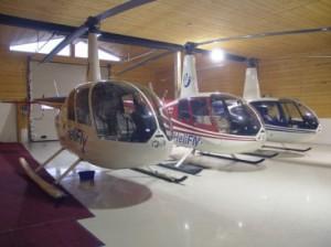 Helikopterturer Robinson 44 John-Erik Sogn