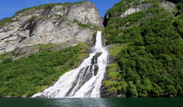 Helikopter Tur Geiranger