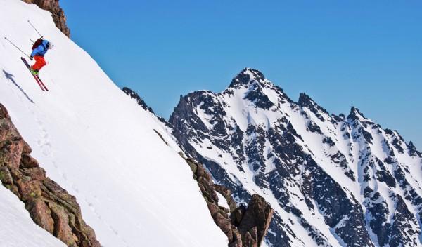 Helicopter rides Norway Alps Nordre Sætretind Hjørundfjorden