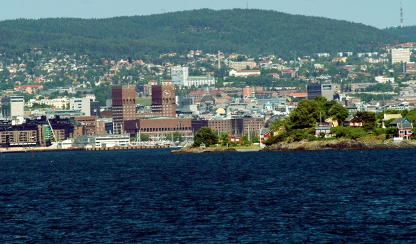 Helicopter Sightseeing and Tours from Oslo