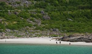 Helikopter sightseeing Tur Lofoten Rørvik