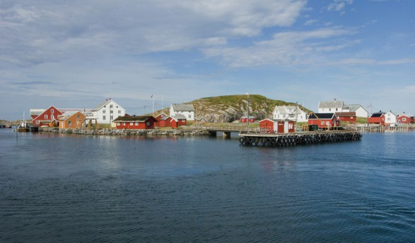 Helicopter sightseeing tours Coast of Norway