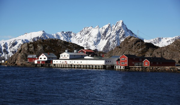 Helicopter Tours and Sightseeing Lofoten Norway - Fisherytt