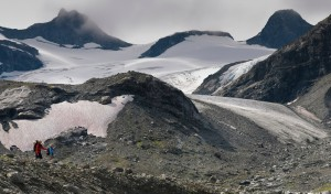 Helikopter tur og Sightseeing Jotunheimen