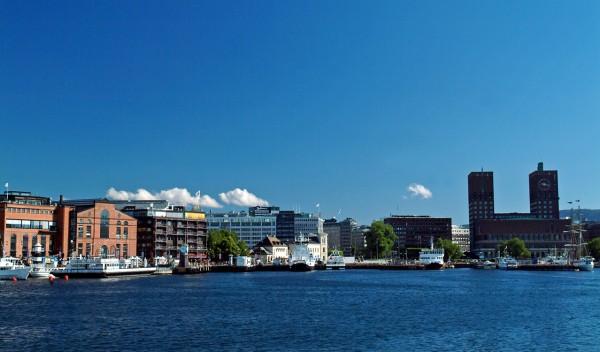 Helikoptertur og Sightseeing fra Oslo