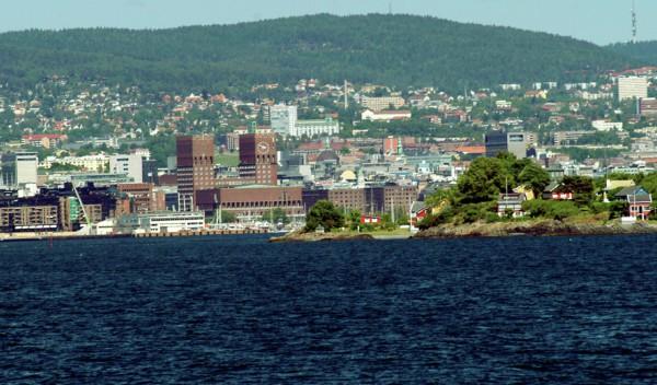 Oslo Helikopter Sightseeing Lindøya