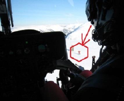 Helikoptersikkerhet Landing