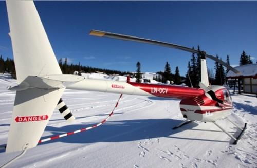 R44 Helikopter Utdrikningslag