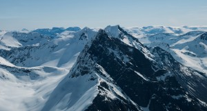 Helikopterleie og turer fra Ålesund Sunnmørsalpene