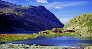 Helikopter tur og Sightseeing Rondane