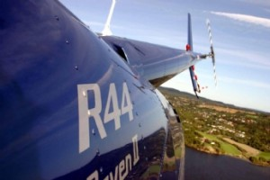 Utdrikningslag med Helikopter - Robinson 44