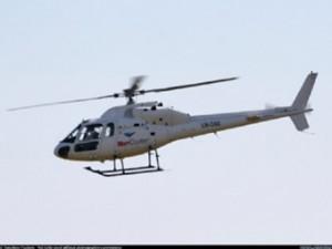 Helikopter for Flyging i mørke AS355