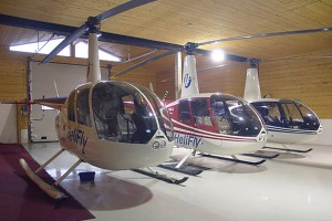 Helicopter Robinson 44 for affordable price on Taxi Tours
