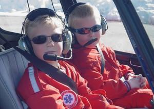 Norsk Luftambulanse medlems arrangement på Storefjell