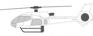 Helikoptre i Norge EC130 B4