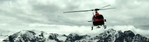 AS350 Helikopter for lasteflyging og transport