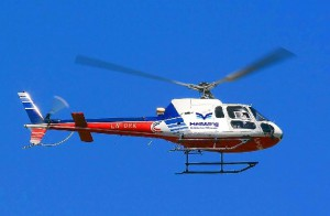 AS350 Heliwing Bachelor Party