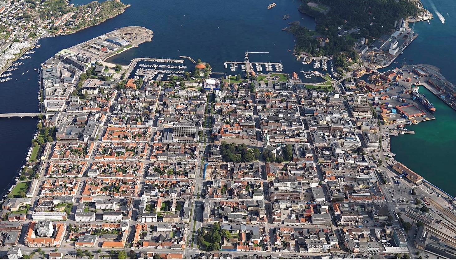 Kristiansand Helikopetjenester og turer